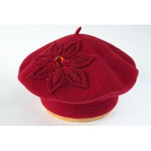 Dámsky baret  wisbaflora 8