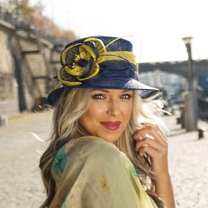 Dámsky klobúk 009250