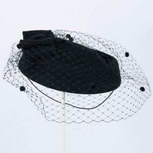 Dámsky klobúk - lodička 408